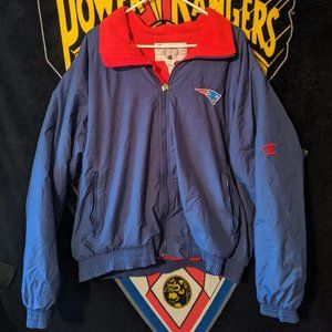 Vintage Champion NFL New England Patriots Jacket